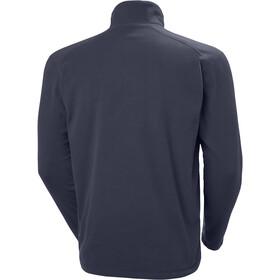 Helly Hansen Daybreaker 1/2 Zip Fleece Men, azul